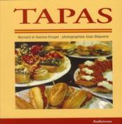 Tapas - Couverture - Format classique