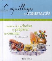 Coquillages et crustacés - Intérieur - Format classique