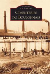 Cimenteries du Boulonnais - Couverture - Format classique