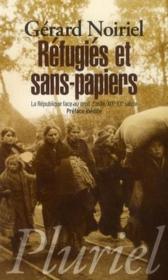Réfugiés et sans-papiers - Couverture - Format classique
