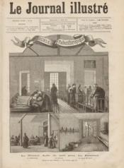 Journal Illustre (Le) N°22 du 01/06/1879 - Couverture - Format classique