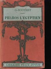 Pharos L'Egyptien - Couverture - Format classique