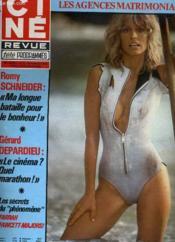 Cine Revue - Tele-Programmes - 59e Annee - N° 8 - Hurrigane - Couverture - Format classique