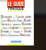 Le Guide Pratique - Couverture - Format classique