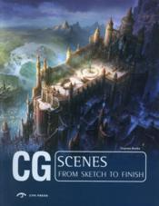 Vente  CG scenes ; from sketch to finish  - Collectif