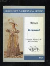 Hugo Hernani - Couverture - Format classique