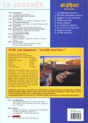 La Tele Rend Flou - 4ème de couverture - Format classique