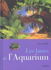 Bases De L'Aquarium (Les ) - Intérieur - Format classique