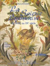 La soierie lyonnaise du XVIII au XX siecle (2e édition) - Couverture - Format classique