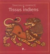 Tissus Indiens - Couverture - Format classique