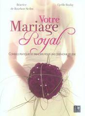 Votre Mariage Royal - Intérieur - Format classique