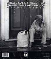 Brésil sans paillettes - 4ème de couverture - Format classique