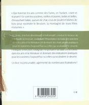Chevauchee Des Sorcieres ; Histoire D'Un Merveilleux Moyen De Transport - 4ème de couverture - Format classique