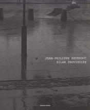 BILAN PROVISOIRE. Photographies 1983-1999 - Intérieur - Format classique