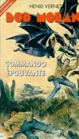Commando epouvante - Couverture - Format classique