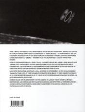 Ubiq : a mental odyssey - 4ème de couverture - Format classique