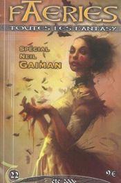 Faeries 22 Neil Gaiman - Intérieur - Format classique