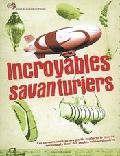 Incroyables saventuriers  - Jean-Michel Billioud