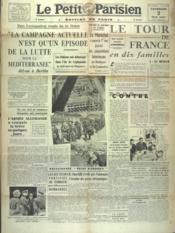 Petit Parisien Edition De Paris (Le) du 02/05/1941 - Couverture - Format classique