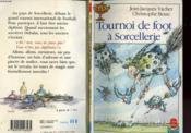 Tournoi De Foot A Sorcellerie - Couverture - Format classique