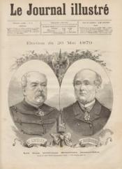 Journal Illustre (Le) N°23 du 08/06/1879 - Couverture - Format classique