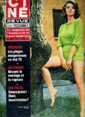 Cine Revue - Tele-Programmes - 50e Annee - N° 22 - A Propos De La Femme - Couverture - Format classique