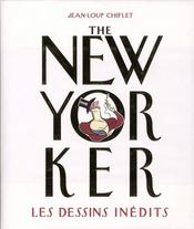 Vente  The New Yorker ; les dessins inédits  - Jean-Loup Chiflet