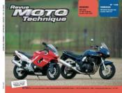 Rmt 105.2 Suzuki 1200 Bandit/Yamaha Yzf 600 - Couverture - Format classique