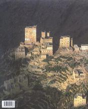 Yemen - 4ème de couverture - Format classique