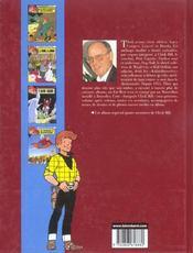 Chick Bill ; intégrale t.17 - 4ème de couverture - Format classique