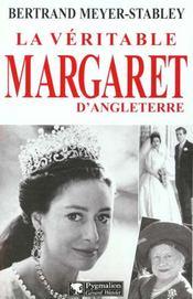 La Veritable Margaret D'Angleterre - Intérieur - Format classique