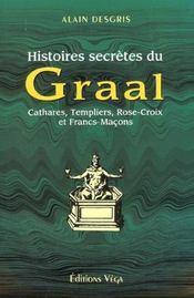 Histoires secretes du graal - Intérieur - Format classique