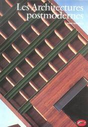 Les architectures postmodernes - Intérieur - Format classique