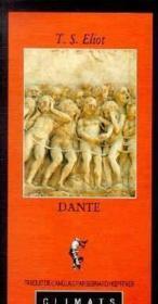 Dante - Couverture - Format classique