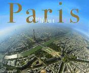Paris vue d'en haut - Couverture - Format classique