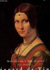 Les maitres de l'art italien ; leonardo de vinci 1452-1519 - Couverture - Format classique
