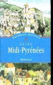 Midi - Pyrenees - Couverture - Format classique
