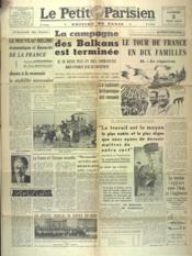 Petit Parisien Edition De Paris (Le) du 03/05/1941 - Couverture - Format classique
