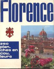 Florence - Berceau De L'Art Italienne - Couverture - Format classique