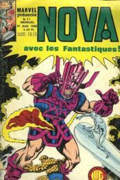 Nova Avec Les Fantastiques N°31, 10 Août 1980. - Couverture - Format classique