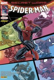 Vente  Secret wars : spider-man 1 2/2 h. ramos  - Dan Slott