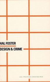 Design et crime - Intérieur - Format classique