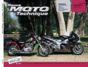 Rmt 106.2 Yamaha Xv125 Kawazaki Zx9r - Couverture - Format classique