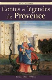 Contes et légendes de provence - Couverture - Format classique