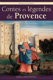 Contes et légendes de provence - Intérieur - Format classique