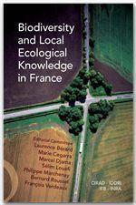 Biodiversity and local ecological knowledge in France - Couverture - Format classique