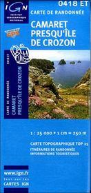 Camaret, presqu'île de Crozon ; 0418 ET - Intérieur - Format classique