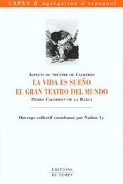 Aspects Du Theatre De Calderon - Intérieur - Format classique
