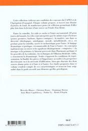 Aspects Du Theatre De Calderon - 4ème de couverture - Format classique