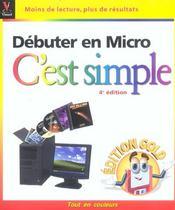 Debuter En Micro - Intérieur - Format classique
